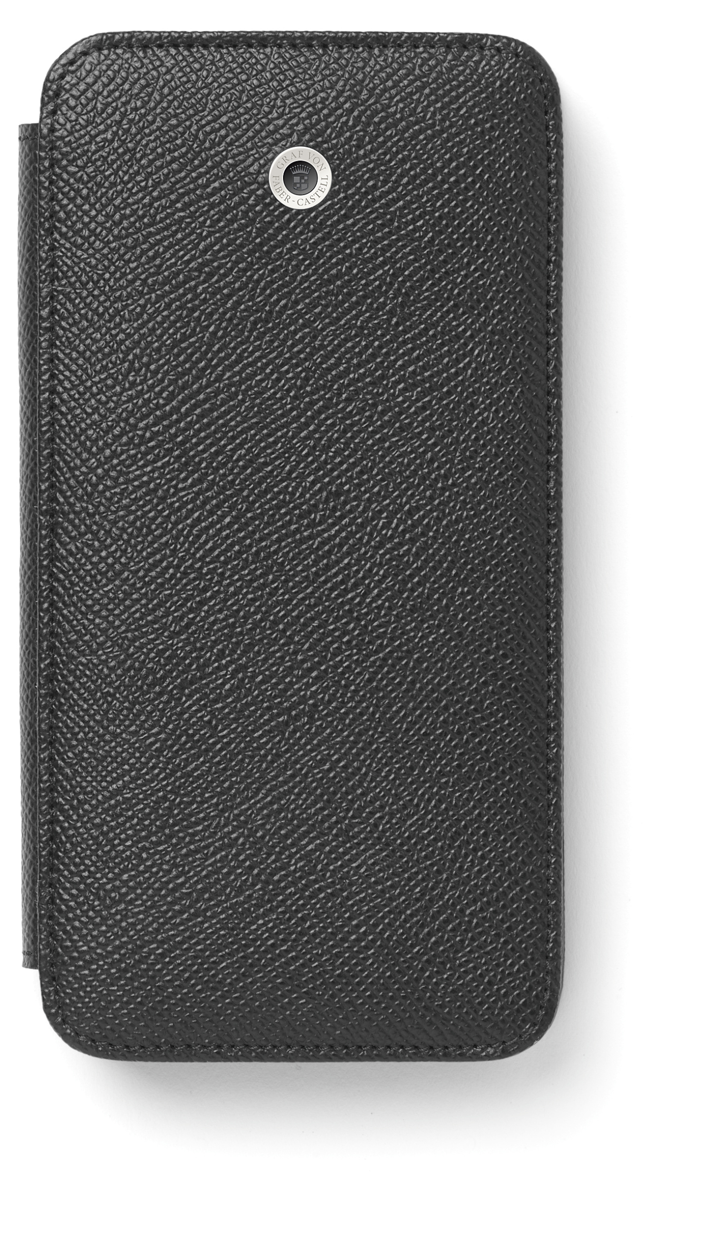 Graf-von-Faber-Castell - Smartphone cover for iPhone 8 plus Epsom, black